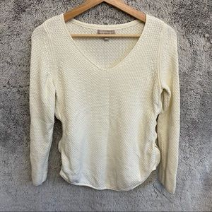 Banana Republic Sweater with Slit on side